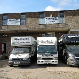our transport vans